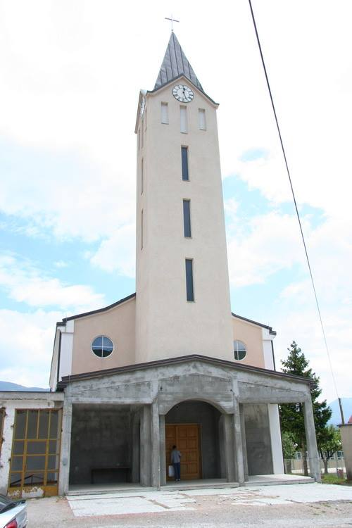 Church of St. Juraj in Korenica