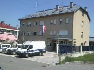 Police Station in Korenica