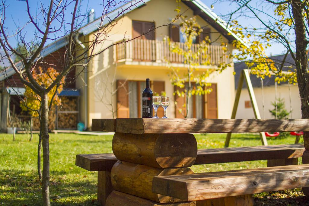 Hrvatin Zdravko – Holiday Home Tisa