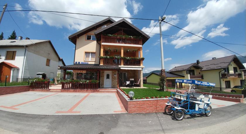 Mijić Spomenko – Guest House Mijić