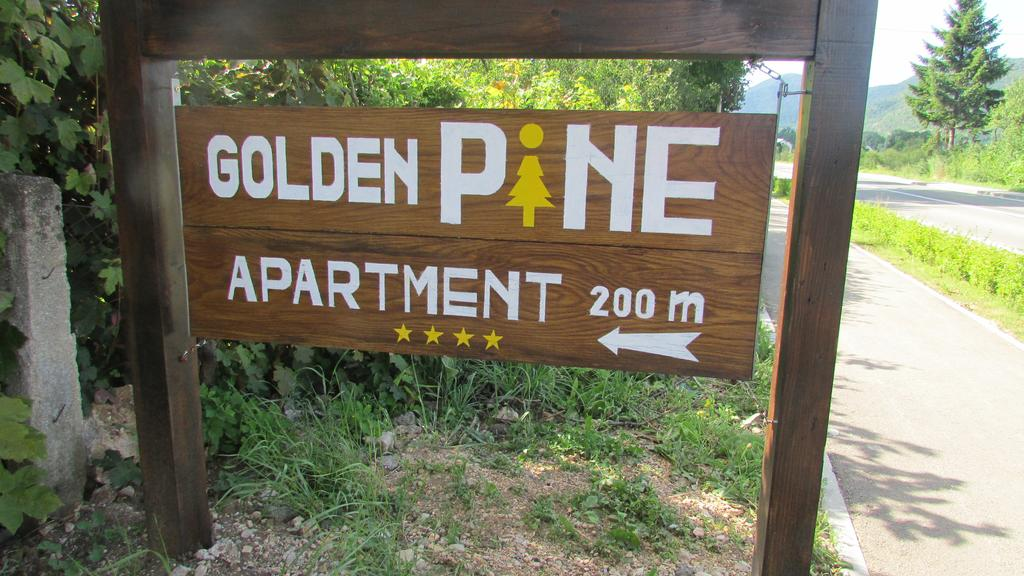 Štimac Dario – Apartment Golden Pine
