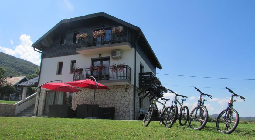 Matejčić Hrvoje – Guest House Plitvice Hills