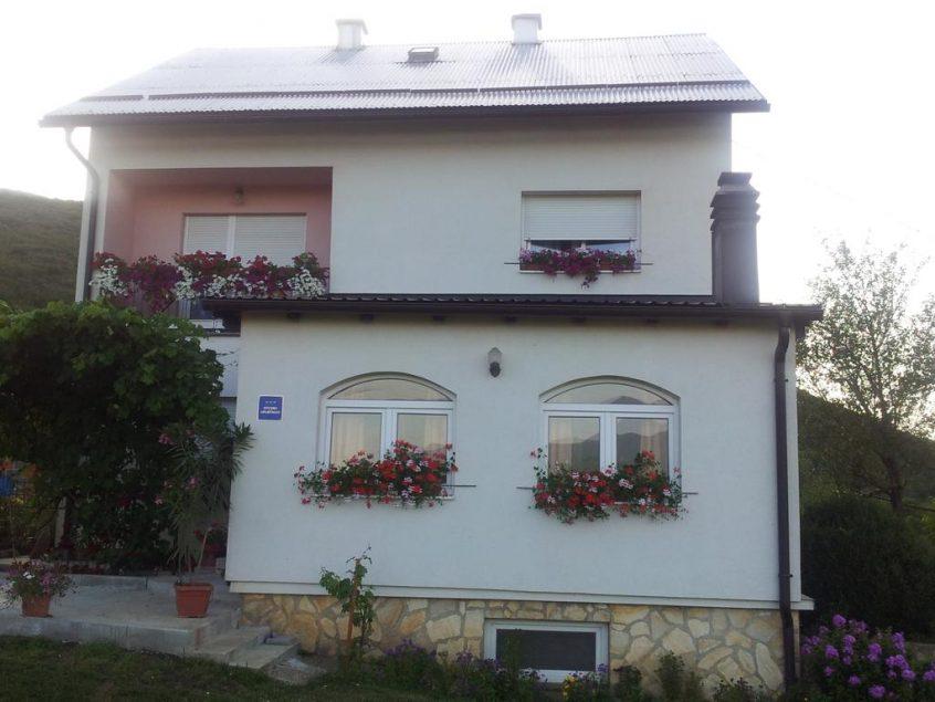 Žegearac Mićo – Žegarac House