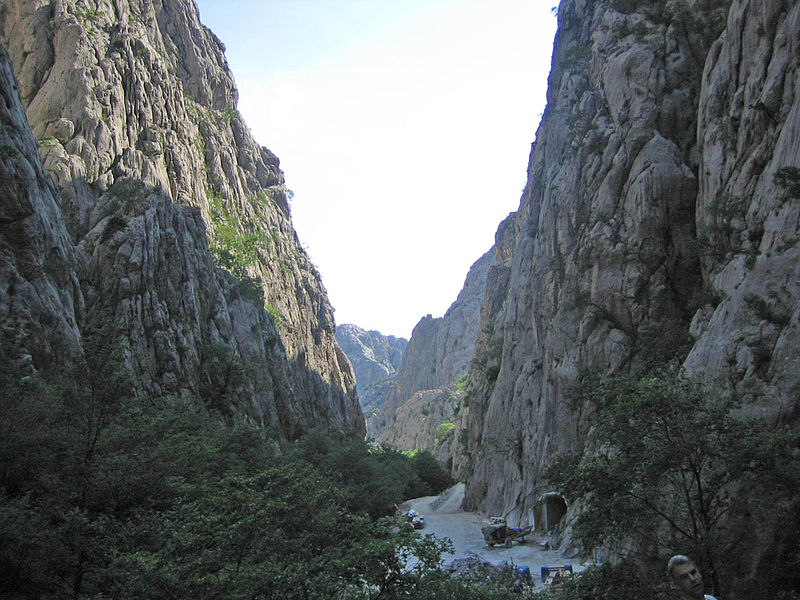 Der Nationalpark Paklenica