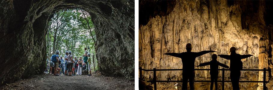 Baraćeve špilje / Barac Caves
