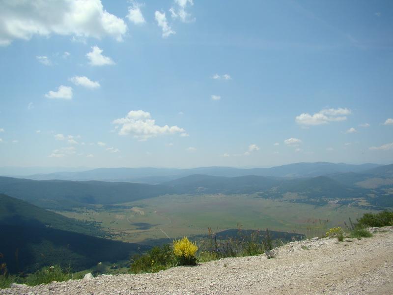 Paragliding Bjelopolje