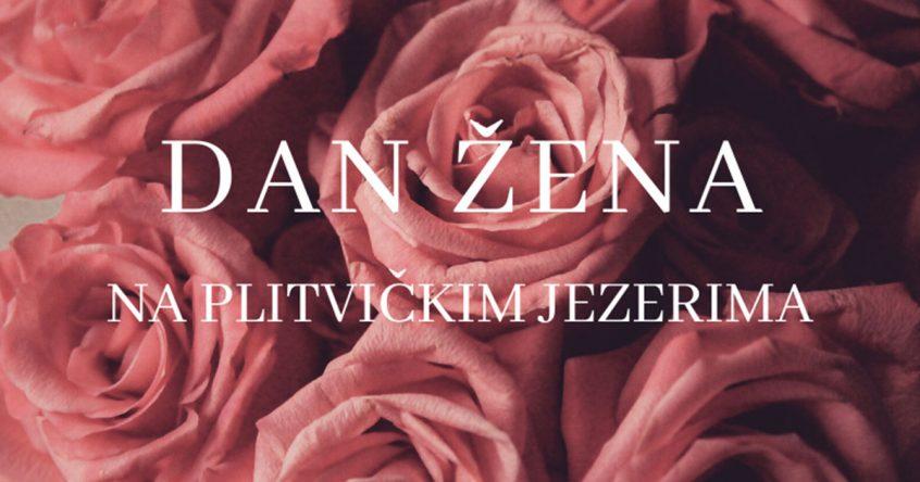 Dan žena na Plitvičkim jezerima 2020
