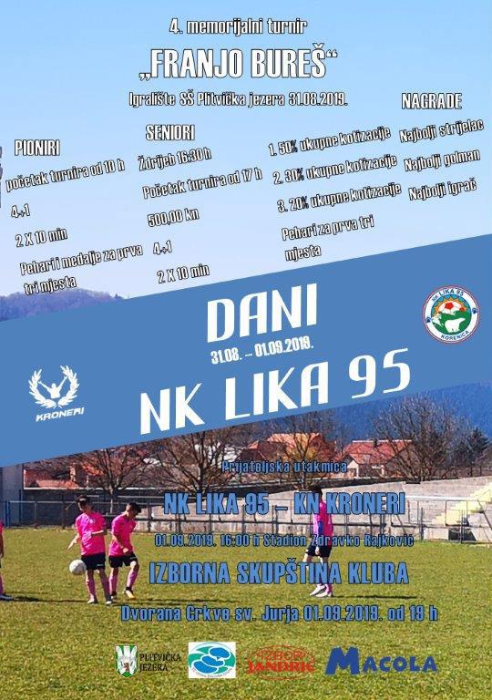 Dani NK Lika 95