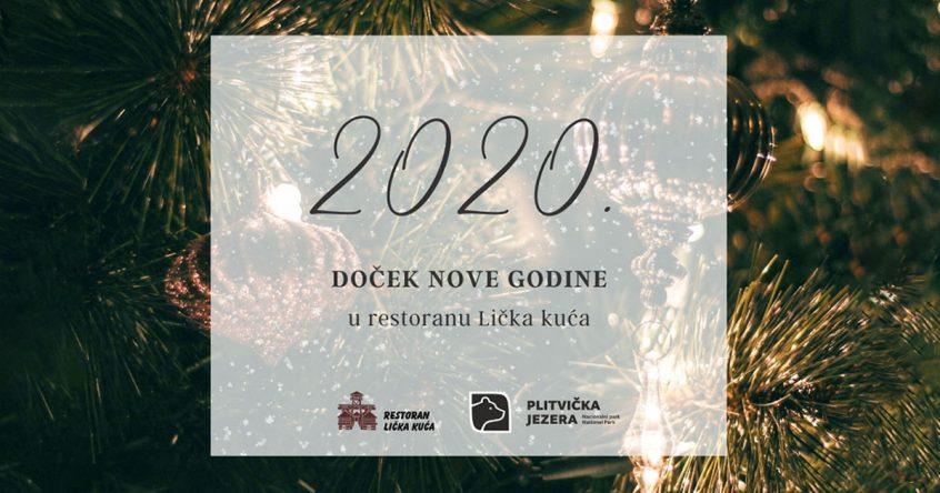 Doček Nove godine u Ličkoj kući