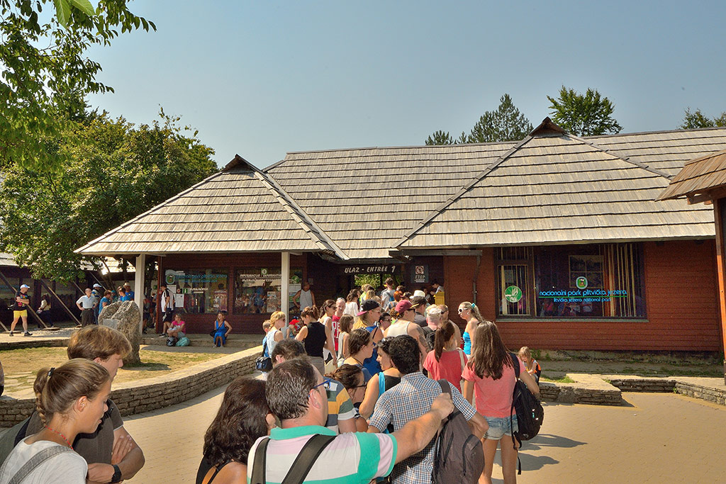 National Park – Entrance 1 ''Rastovača''