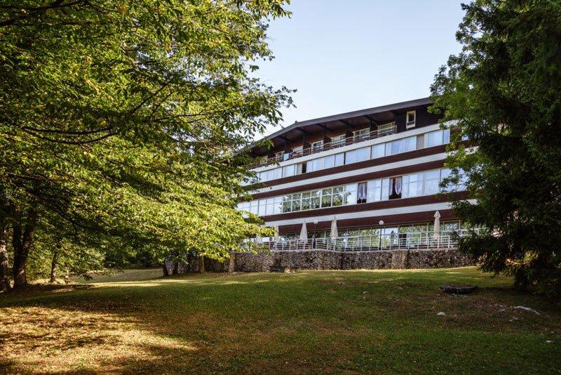 Hotel Jezero, NP Plitvička jezera