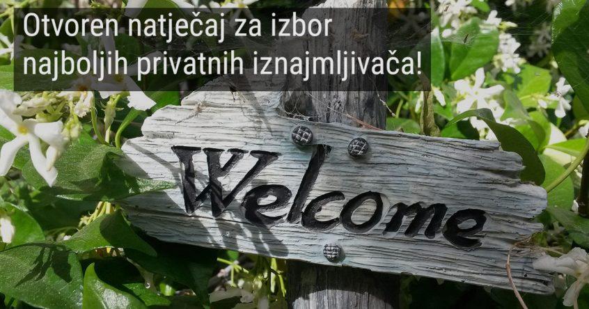 Izbor najboljih hrvatskih privatnih iznajmljiva;a