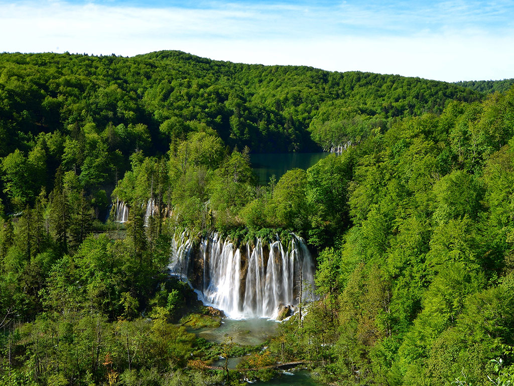 Institution publique Parc national des Lacs de Plitvice