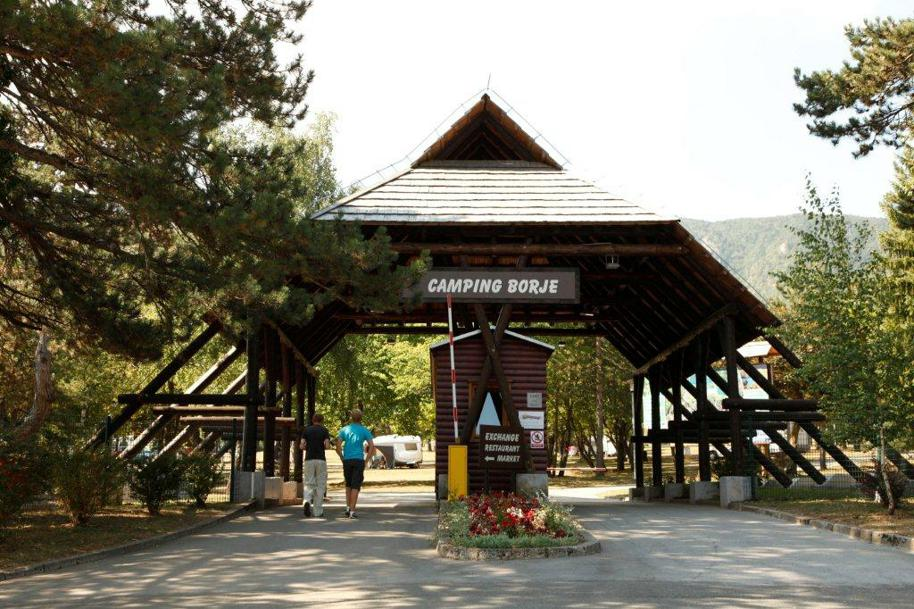Camping Borje