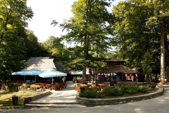 Market Hladovina – PN dei Laghi di Plitvice