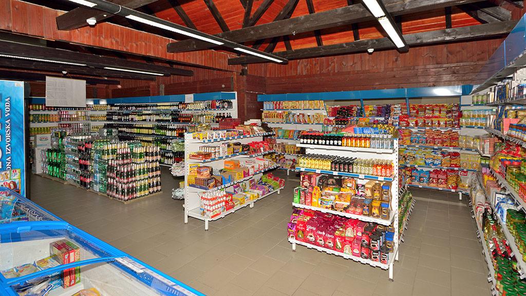 Market Kamp Korana