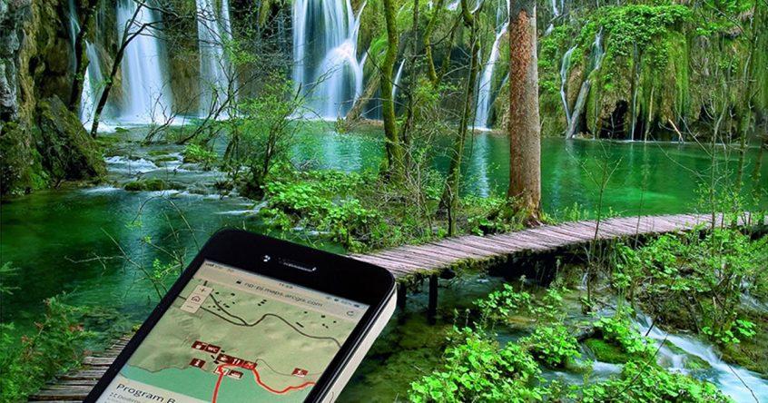 Mobile-App-National-Park-Plitvice Lakes