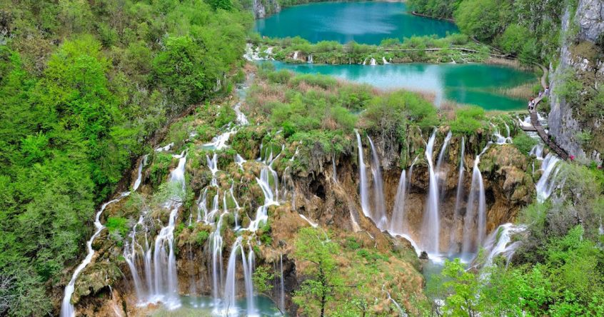 NP Plitvička jezera 'Sastavci'