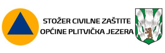 Stožer civilne zaštite Općine Plitvička Jezera