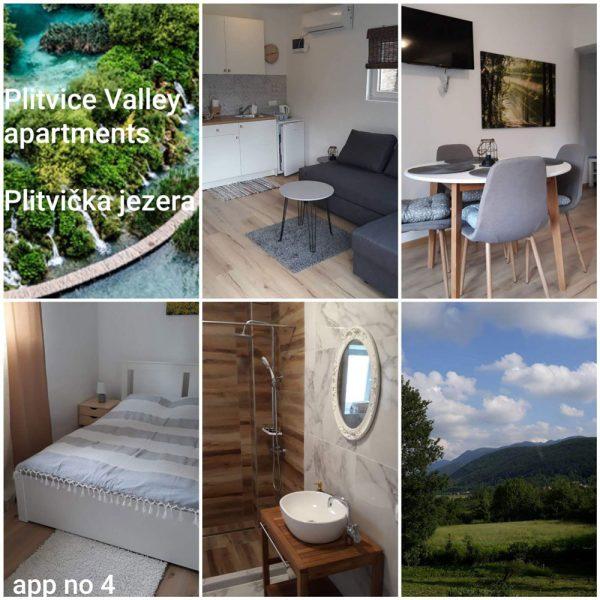 Plitvice Valley apartments