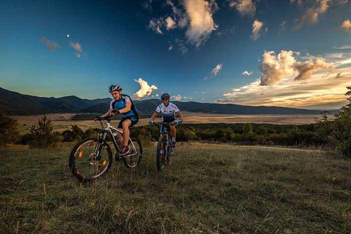 Popolju – bicikliranje