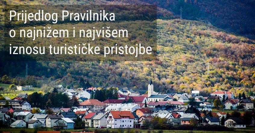 Pravilnik o iznosu turističke pristojbe, Foto: Sanja Grgić Ćurić