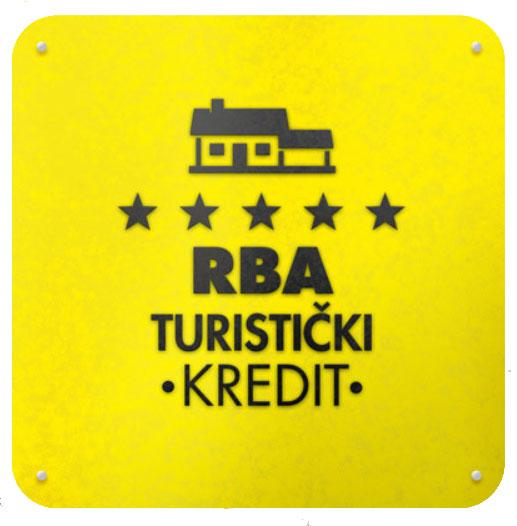 RBA turistički krediti s 5 zvjezdica