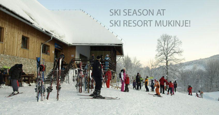 Ski Resort Mukinje