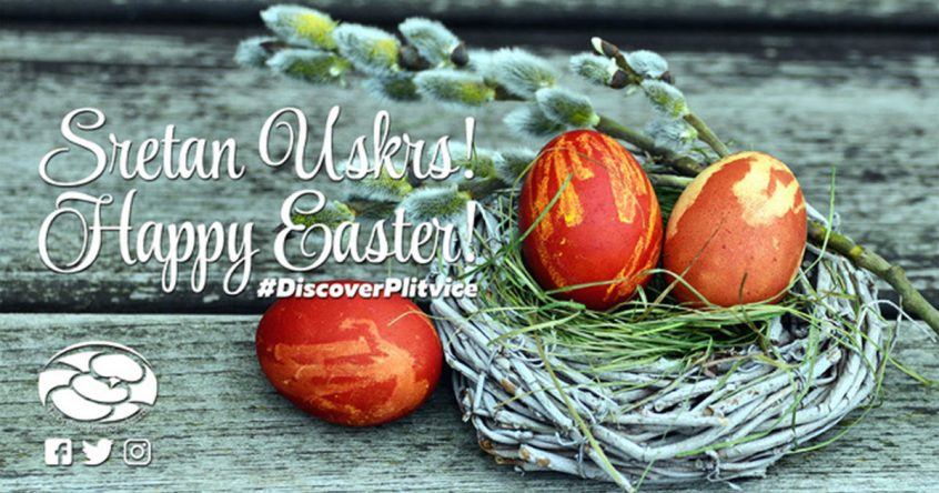 Sretan-Uskrs-Happy-Easter-TZ-Opcine-Plitvicka Jezera