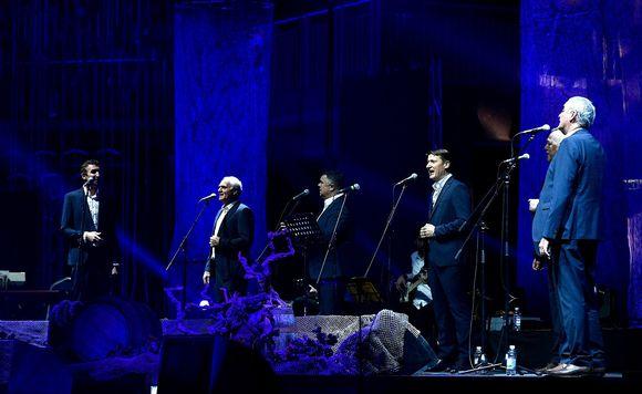 Koncert Tomislava Bralića i klape Intrade