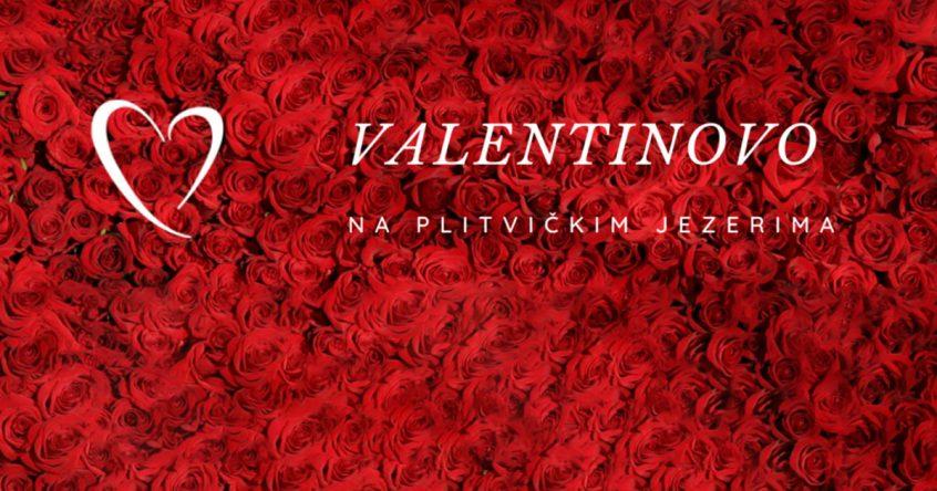 Valentinovo na Plitvičkim jezerima