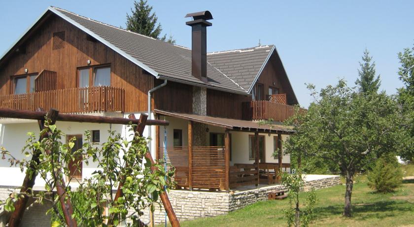 Grbić Zoran – Villa Plitvica