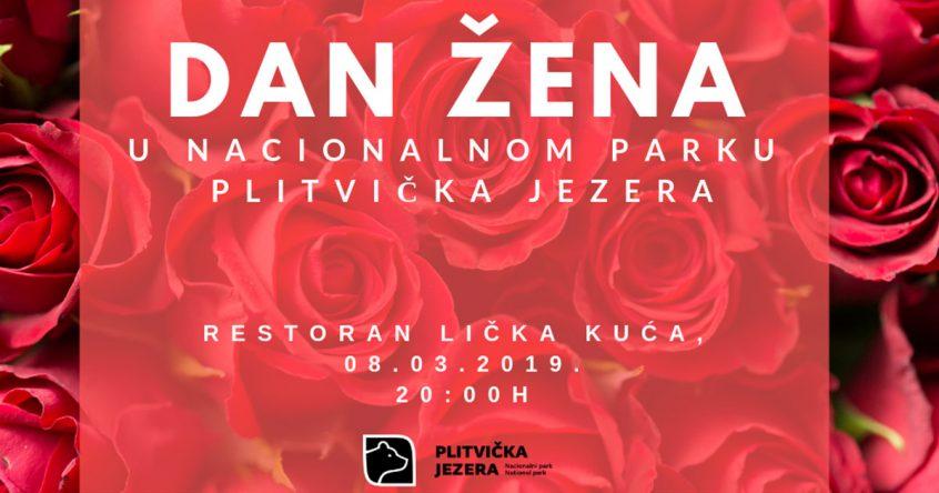 Dan žena u NP Plitvička jezera 2019
