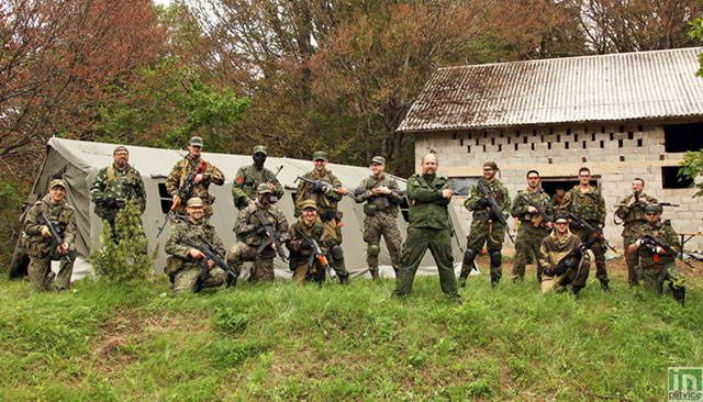 Airsoft club Lika