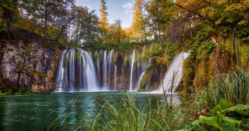 Promotivna jesenska ponuda NP Plitvička jezera