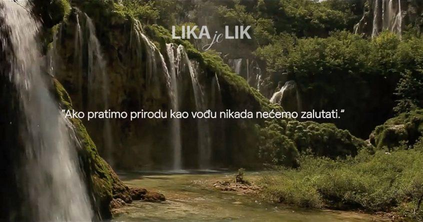 Turistička kampanja Lika je lik