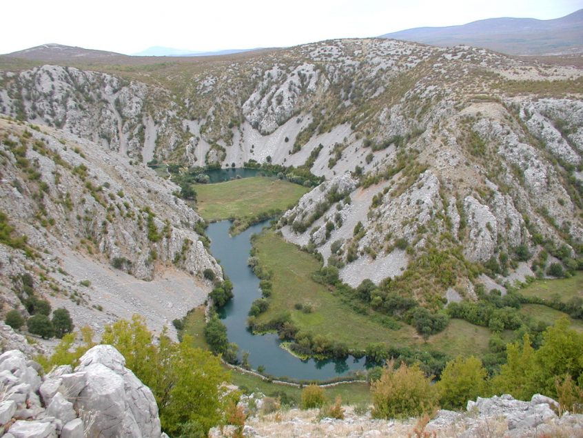 Le Parc de la nature de Velebit