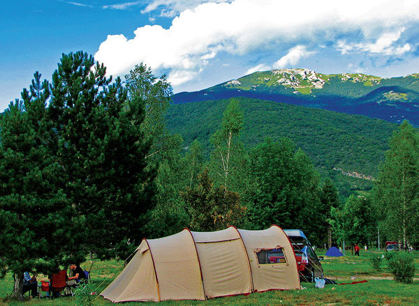 Borje Camping Ground