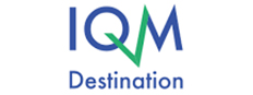 IQM Destination logo