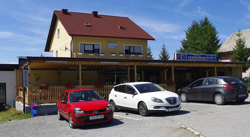 Stanković Milka – Bistro & Rooms Plješivica
