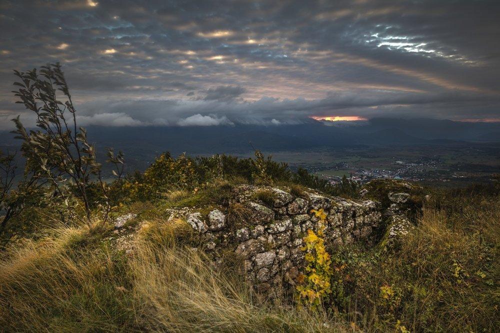 Mrsinj Grad – alpinismo