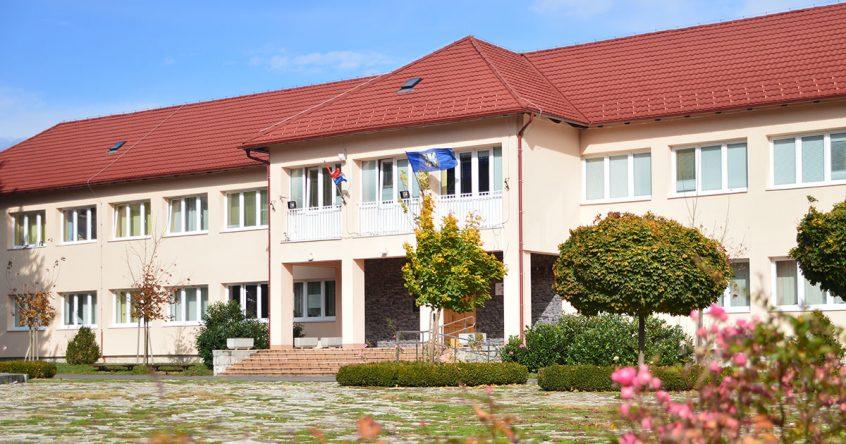 Zgrada općinskih zlužbi, Korenica