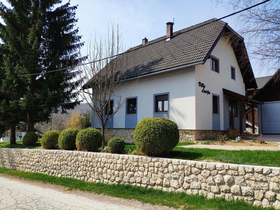 Plitvice Residence – Villa Lucija