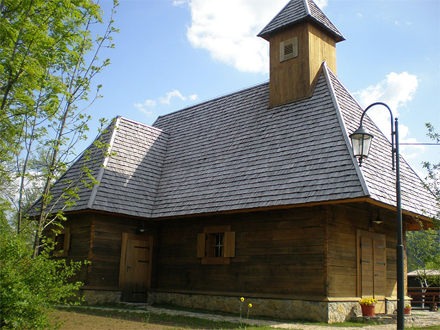 The Church of St. John in Smoljanac