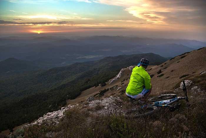 Gola Plješivica – bicikliranje