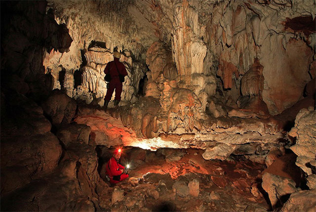 Parco grotta Grabovača
